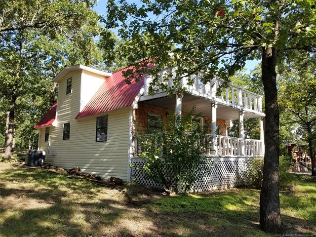2966 Bristow Point Road, Mcalester, OK 74501 (MLS #1928448) :: Hopper Group at RE/MAX Results