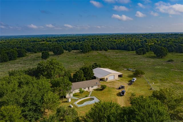 372138 E 1030 Road, Okemah, OK 74859 (MLS #1928716) :: Hopper Group at RE/MAX Results