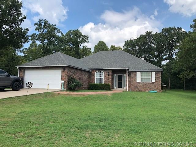 23684 S 394th Road, Fort Gibson, OK 74434 (MLS #1929008) :: Hopper Group at RE/MAX Results