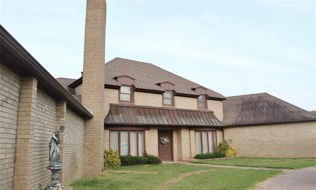 913 Oak Hollow Road, Madill, OK 73446 (MLS #1929155) :: Hopper Group at RE/MAX Results