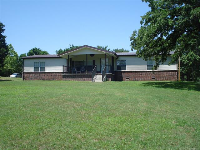 113980 S 4170 Road, Eufaula, OK 74432 (MLS #1929188) :: Hopper Group at RE/MAX Results
