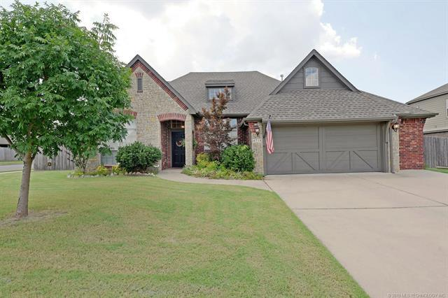 4718 S 181st East Avenue, Tulsa, OK 74134 (MLS #1929212) :: Hopper Group at RE/MAX Results