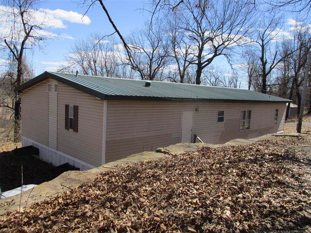116798 S 4250 Road, Eufaula, OK 74432 (MLS #1930803) :: Hopper Group at RE/MAX Results