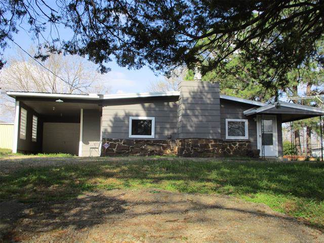 116740 S 4142 Road, Eufaula, OK 74432 (MLS #1930856) :: Hopper Group at RE/MAX Results