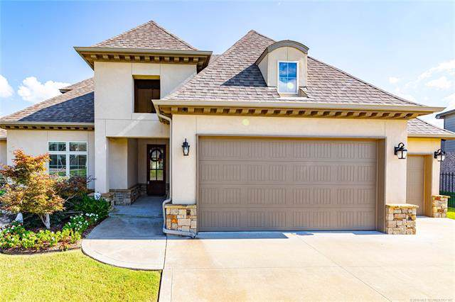 7086 E 125th Street S, Bixby, OK 74008 (MLS #1932599) :: Hopper Group at RE/MAX Results