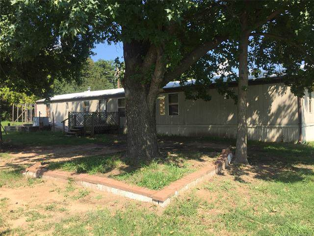1333 N C Avenue, Mannford, OK 74044 (MLS #1932807) :: 918HomeTeam - KW Realty Preferred