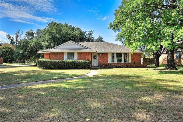 2105 W Liveoak Street, Durant, OK 74701 (MLS #1933070) :: 918HomeTeam - KW Realty Preferred
