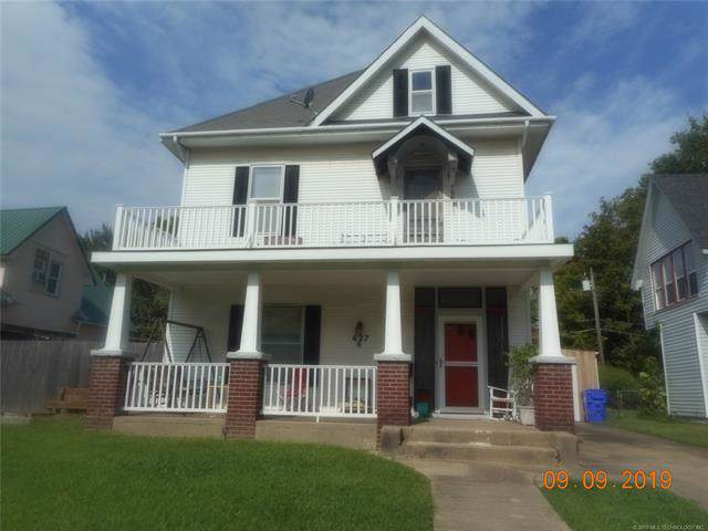 627 N F Street, Muskogee, OK 74403 (MLS #1933169) :: Hopper Group at RE/MAX Results