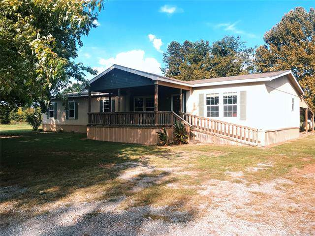 207 Alderson Road, Mcalester, OK 74501 (MLS #1933273) :: Hopper Group at RE/MAX Results
