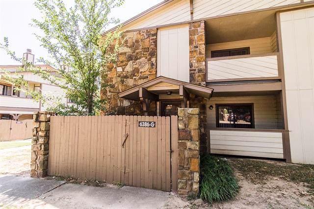 6386 S 80th East Avenue G, Tulsa, OK 74133 (MLS #1933318) :: 918HomeTeam - KW Realty Preferred