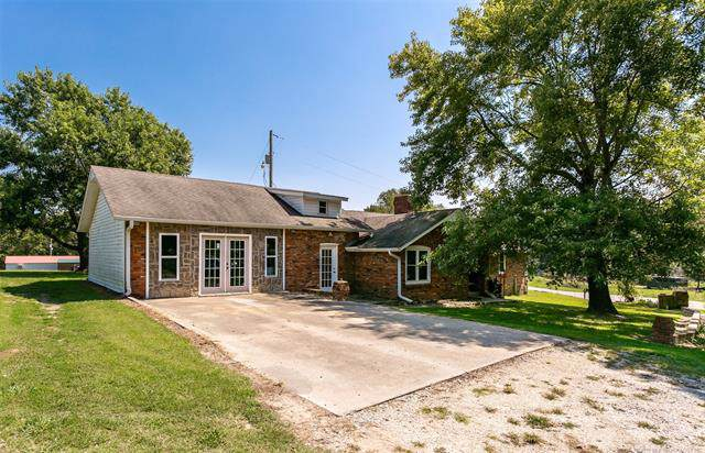 11238 Hwy 412 Highway, Kansas, OK 74347 (MLS #1933348) :: Hopper Group at RE/MAX Results