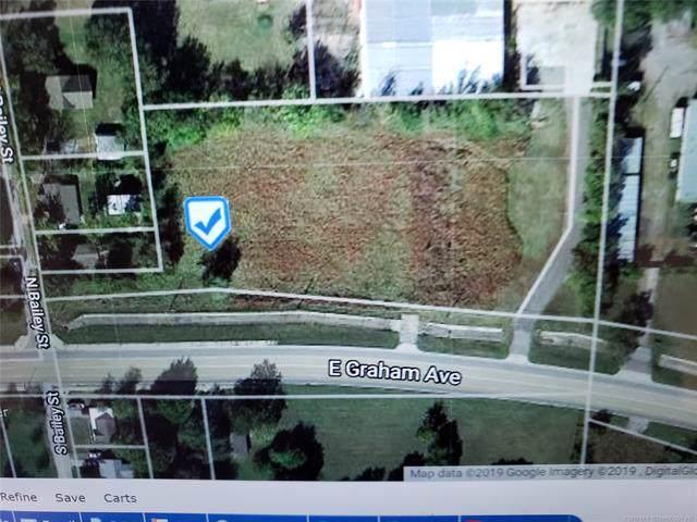 E Graham Avenue, Pryor, OK 74361 (MLS #1933359) :: 918HomeTeam - KW Realty Preferred