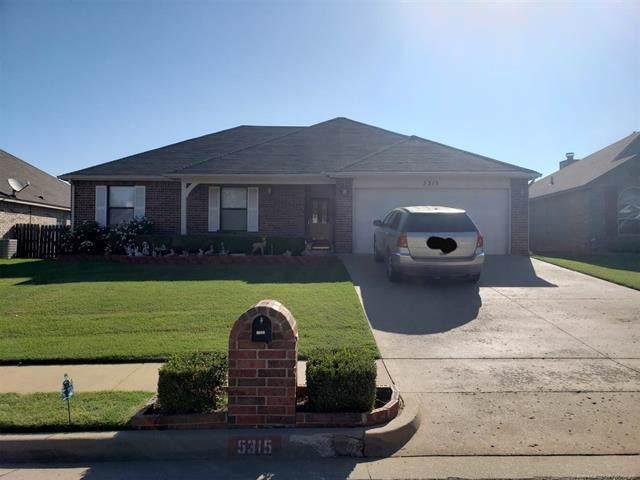 5315 Redbud Place, Sand Springs, OK 74063 (MLS #1933405) :: 918HomeTeam - KW Realty Preferred