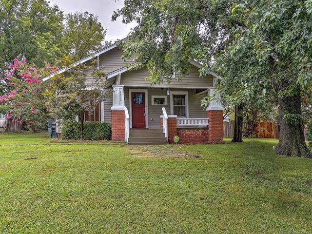 1334 E Fairview Avenue, Sapulpa, OK 74066 (MLS #1933423) :: 918HomeTeam - KW Realty Preferred