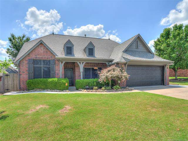12525 S Ash Avenue, Jenks, OK 74037 (MLS #1933455) :: Hopper Group at RE/MAX Results