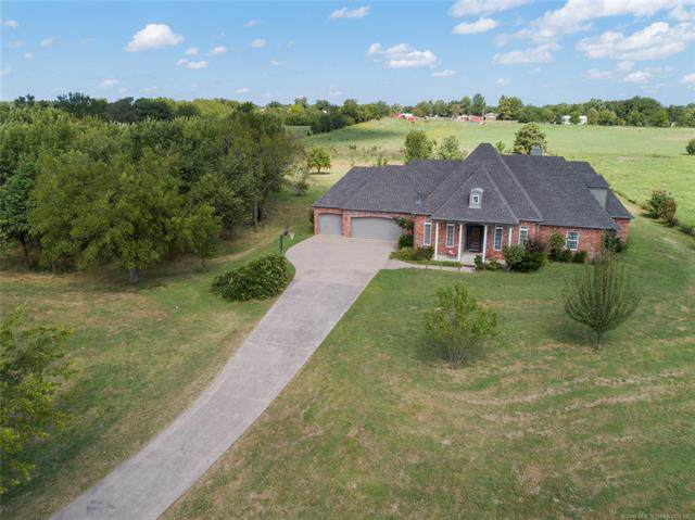 6451 E 191st Street S, Bixby, OK 74008 (MLS #1933472) :: Hopper Group at RE/MAX Results