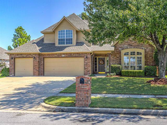 401 N Aster Place, Broken Arrow, OK 74012 (MLS #1933495) :: Hopper Group at RE/MAX Results