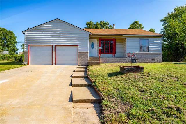 1469 E Jones Avenue, Sapulpa, OK 74066 (MLS #1933527) :: 918HomeTeam - KW Realty Preferred