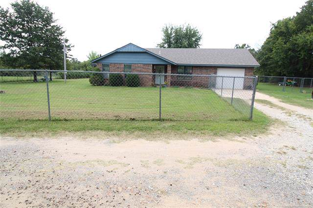 15399 N 520 Road, Tahlequah, OK 74464 (MLS #1933540) :: Hopper Group at RE/MAX Results