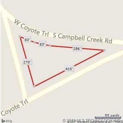 4205 S Campbell Creek Road, Sand Springs, OK 74063 (MLS #1933549) :: 918HomeTeam - KW Realty Preferred
