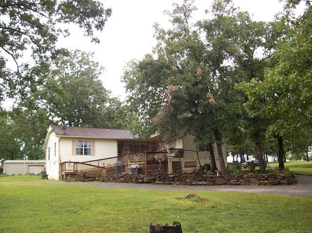 26587 S 500 Road, Tahlequah, OK 74464 (MLS #1933601) :: 918HomeTeam - KW Realty Preferred