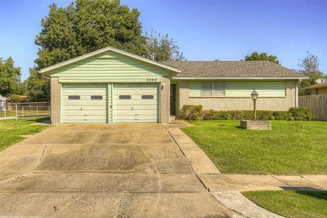 9305 E 57th Street, Tulsa, OK 74145 (MLS #1933661) :: 918HomeTeam - KW Realty Preferred