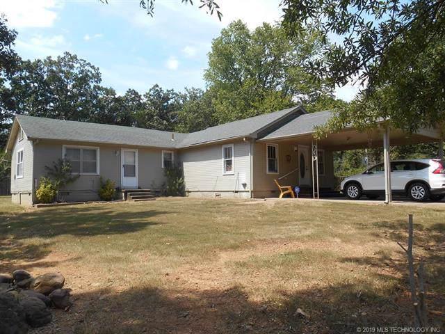 101 Todd Street, Poteau, OK 74953 (MLS #1933667) :: 918HomeTeam - KW Realty Preferred