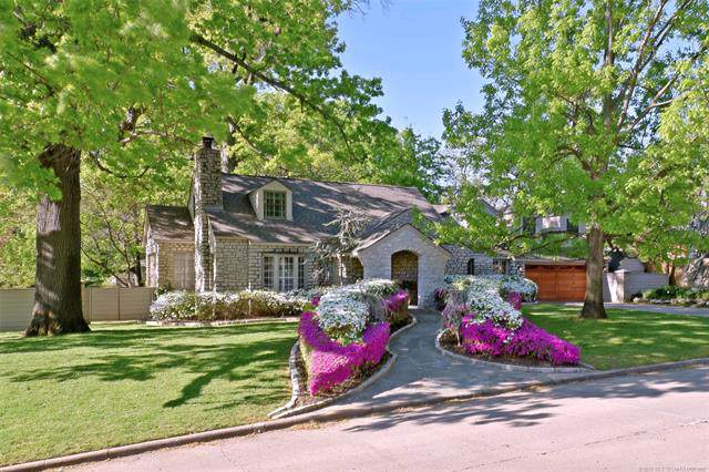 1630 E 26th Place, Tulsa, OK 74114 (MLS #1933724) :: 918HomeTeam - KW Realty Preferred