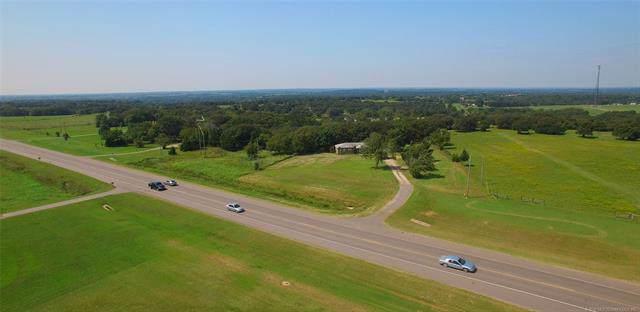 106279 S Highway 18 Street, Meeker, OK 74855 (MLS #1933735) :: 918HomeTeam - KW Realty Preferred