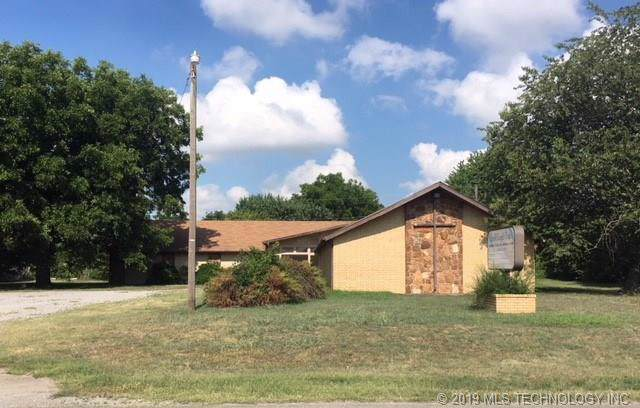 515 S Saltwell Street, Salina, OK 74365 (MLS #1933739) :: 918HomeTeam - KW Realty Preferred