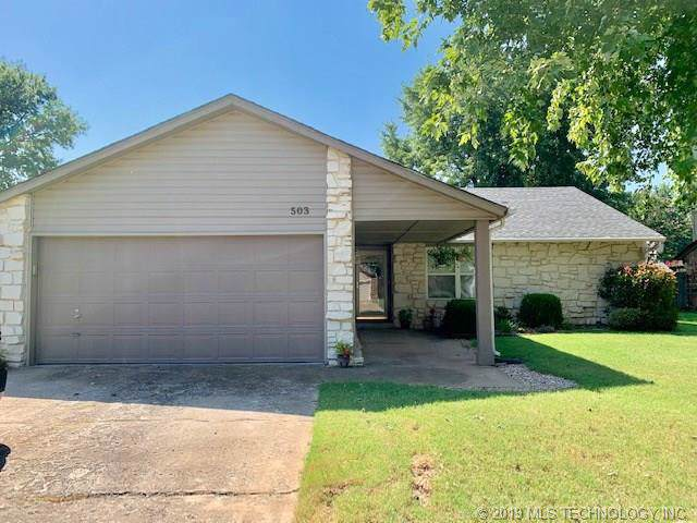 503 W Los Angeles Place, Broken Arrow, OK 74011 (MLS #1933781) :: Hopper Group at RE/MAX Results