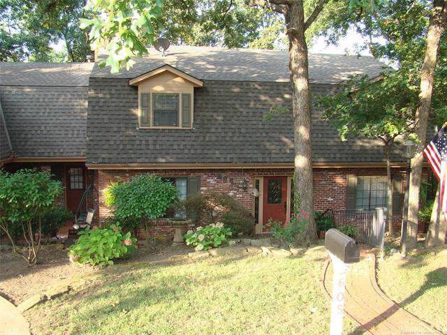 605 Kenwood Drive, Bartlesville, OK 74006 (MLS #1933793) :: Hopper Group at RE/MAX Results