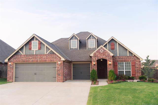 3905 W 108th Street S, Jenks, OK 74037 (MLS #1933794) :: Hopper Group at RE/MAX Results