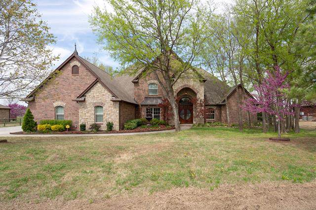 16653 E 78th Street North, Owasso, OK 74055 (MLS #1933872) :: Hopper Group at RE/MAX Results