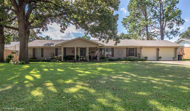 1225 Dixon Street, Durant, OK 74701 (MLS #1933893) :: Hopper Group at RE/MAX Results