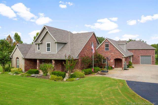12529 S 198th East Avenue, Broken Arrow, OK 74014 (MLS #1933936) :: Hopper Group at RE/MAX Results