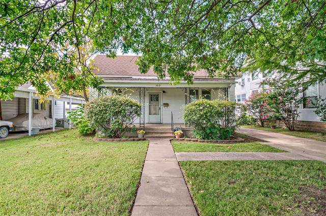 1013 S Johnstone Avenue, Bartlesville, OK 74003 (MLS #1934009) :: Hopper Group at RE/MAX Results
