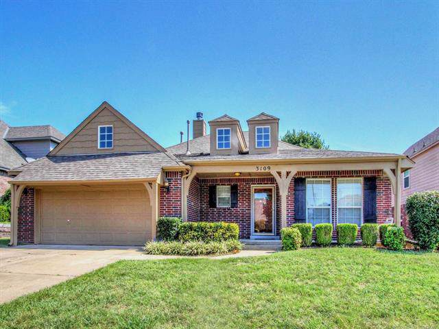 3109 N Ironwood Avenue, Broken Arrow, OK 74012 (MLS #1934084) :: Hopper Group at RE/MAX Results