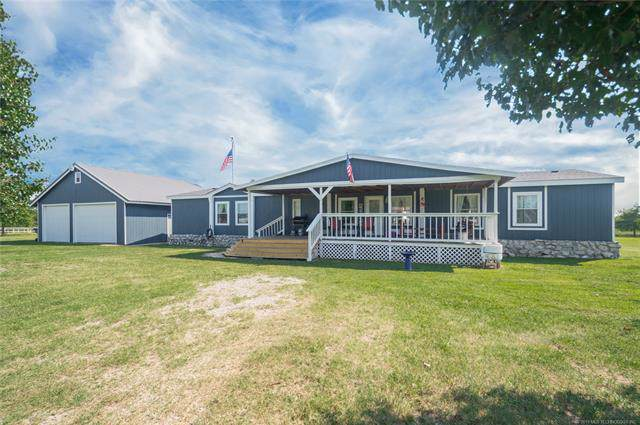 11619 Red Fox Lane, Sperry, OK 74073 (MLS #1934210) :: Hopper Group at RE/MAX Results