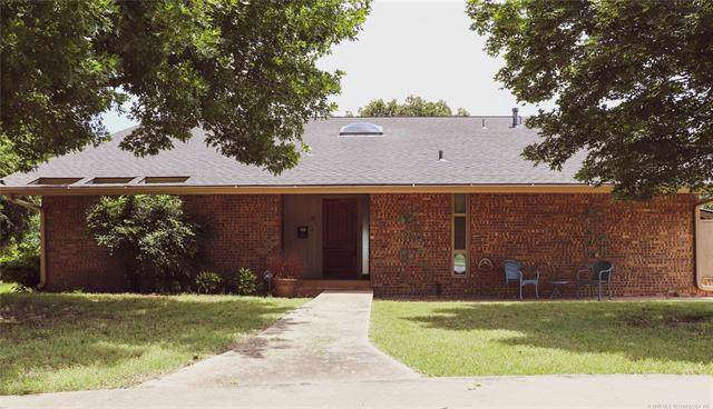 9 Carol Drive, Mcalester, OK 74501 (MLS #1934246) :: Hopper Group at RE/MAX Results