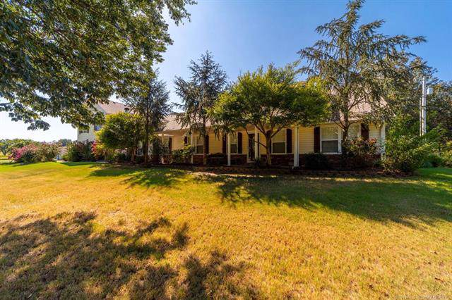 346 Fin And Feather Road, Mcalester, OK 74501 (MLS #1934261) :: Hopper Group at RE/MAX Results