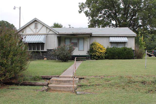 707 W Caddo Street W, Cleveland, OK 74020 (MLS #1934311) :: Hopper Group at RE/MAX Results