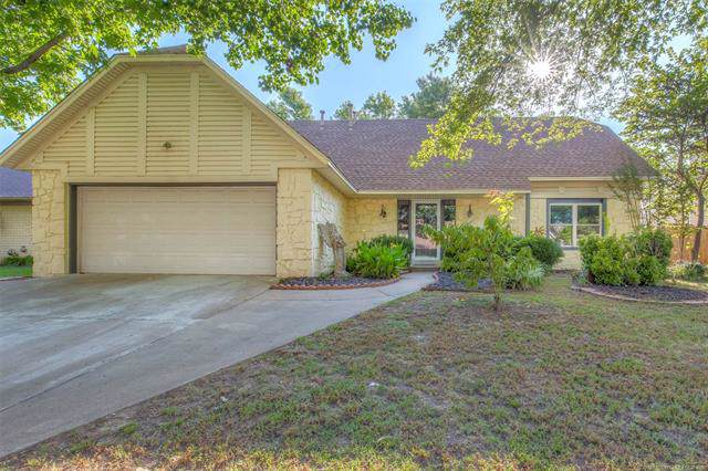 9405 S Oxford Place, Tulsa, OK 74137 (MLS #1934374) :: Hopper Group at RE/MAX Results
