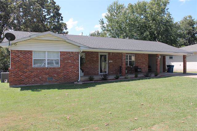 808 E Pierce Avenue, Mcalester, OK 74501 (MLS #1934466) :: Hopper Group at RE/MAX Results
