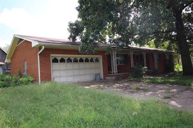 501 Choctaw Street, Arkoma, OK 74901 (MLS #1934477) :: 918HomeTeam - KW Realty Preferred
