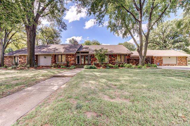8516 S Gary Avenue, Tulsa, OK 74137 (MLS #1934560) :: Hopper Group at RE/MAX Results