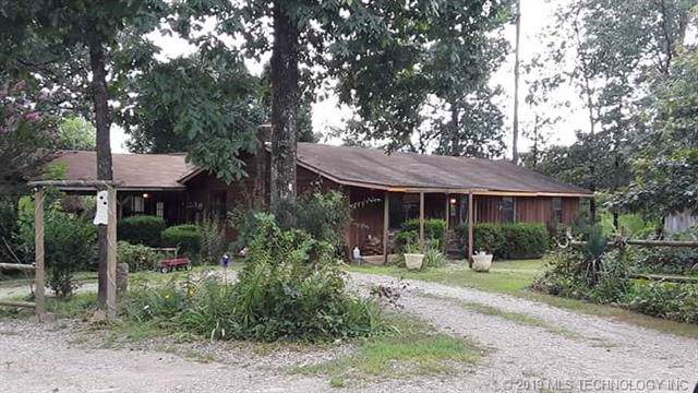 541 Rainbow Trout Road, Broken Bow, OK 74728 (MLS #1934563) :: Hopper Group at RE/MAX Results