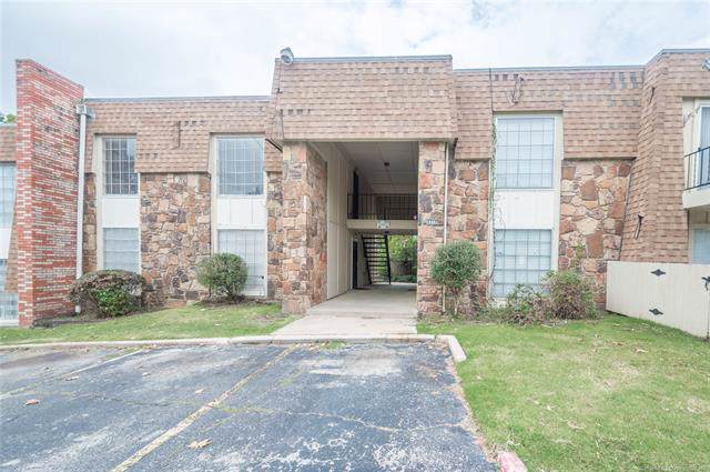 4314 E 67th Street #667, Tulsa, OK 74136 (MLS #1934680) :: Hopper Group at RE/MAX Results