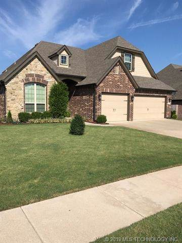 6010 S 13th Place, Broken Arrow, OK 74011 (MLS #1934762) :: Hopper Group at RE/MAX Results