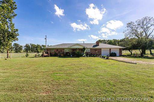 473504 E 670 Road, Westville, OK 74965 (MLS #1934773) :: Hopper Group at RE/MAX Results